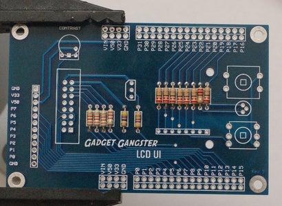 470 Ohm Resistor