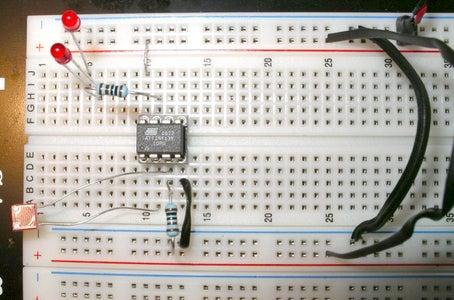 Assemble on a Prototype Board