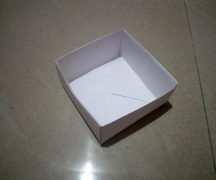 Simple Paper Box