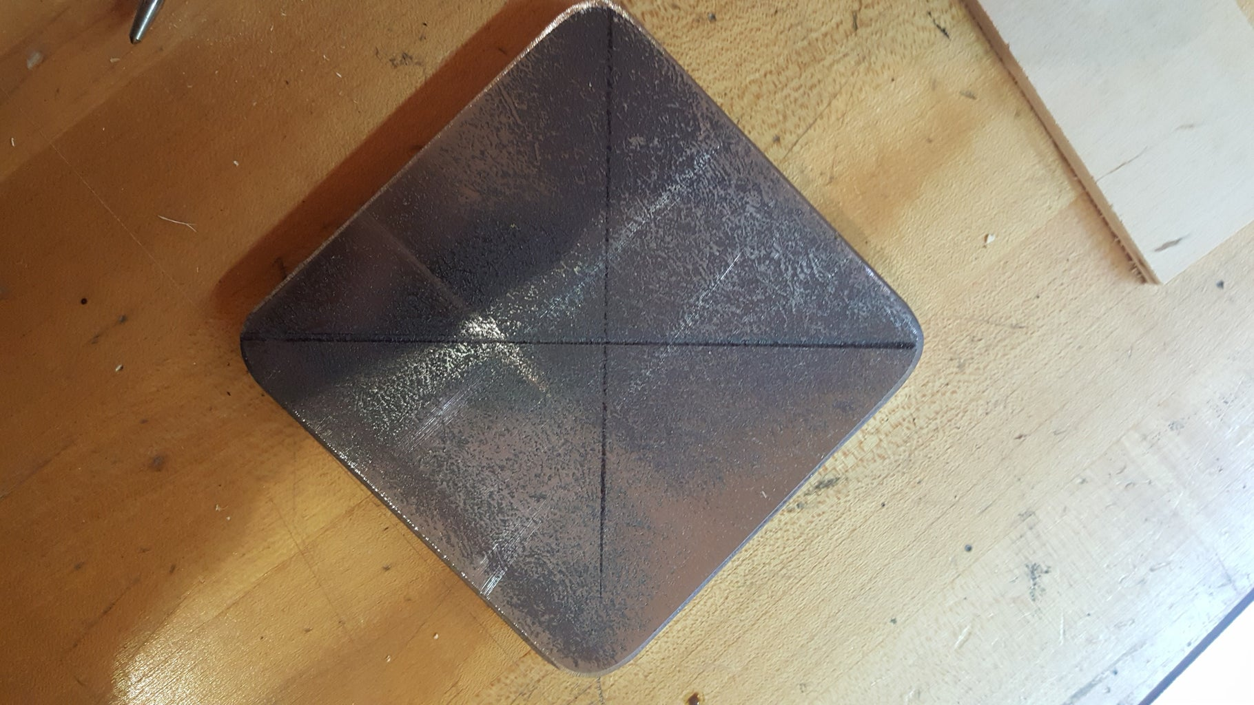 Finding Center of Your Squares!