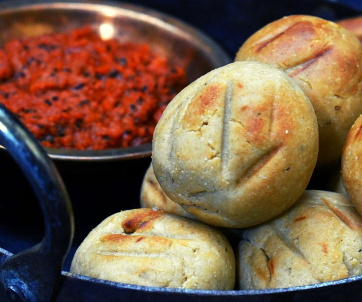 Rajasthani Baati Recipe