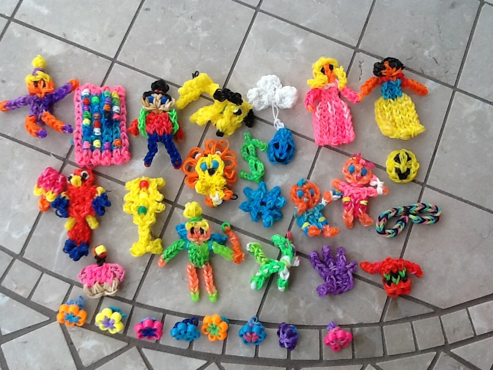 Rainbow Loom Collection II