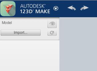 Uploading Onto 123D MAKE