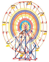 Ferris Wheels.