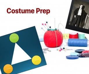 Costuming Prep 101