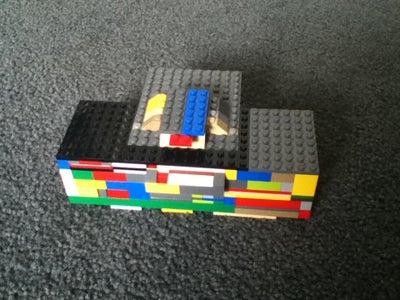 Lego Safe 2.0