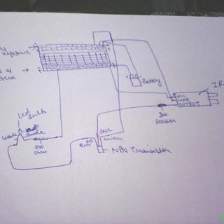 IR Obstacle Sensor Without Using Arduino or Any  Microcontroller