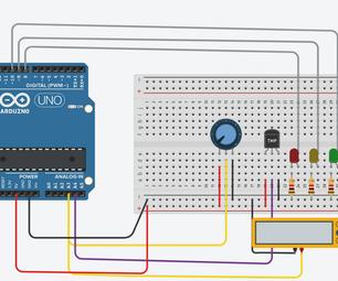 Sensor De Controle De Ph E Temperatura Ideais Para a Cultura Do Gengibre