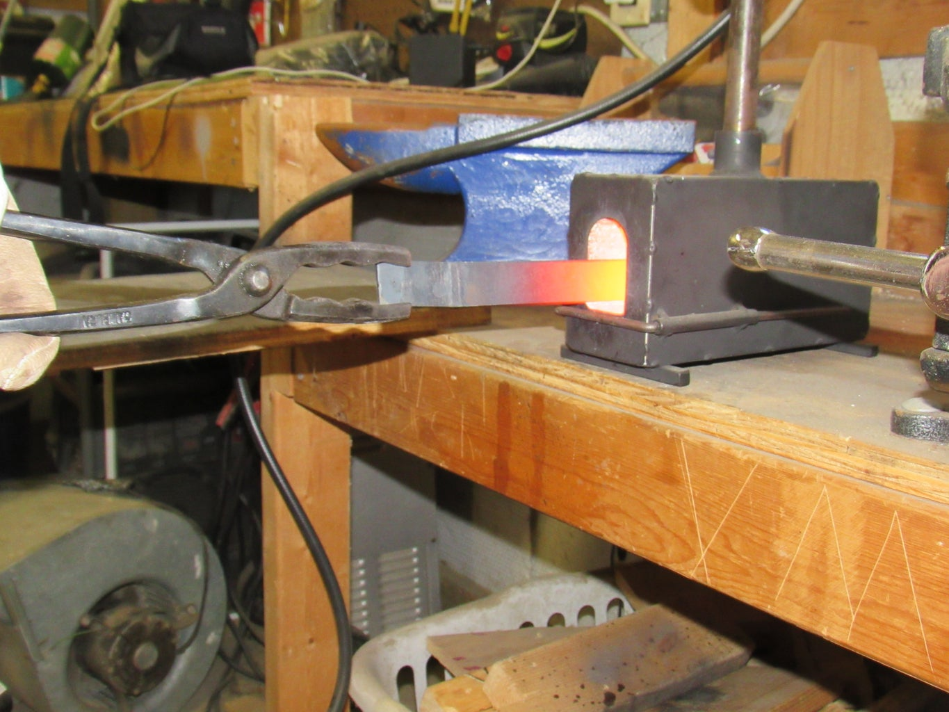 Flattening Out the Steel