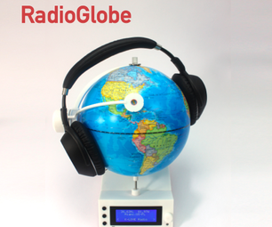 RadioGlobe - Spin to Search Over 2000 Web Radio Stations!