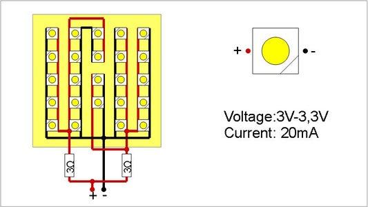 Make the LED Panel