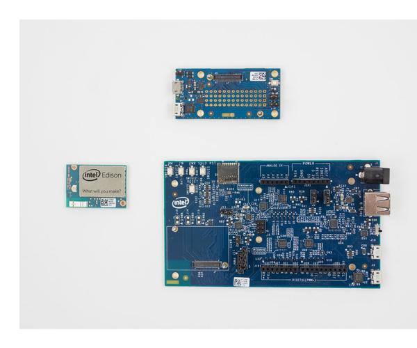 Getting Started With Intel® Edison Mini Breakout Board