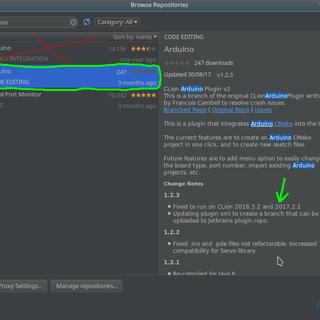 Setup JetBrains Clion for Arduino Development