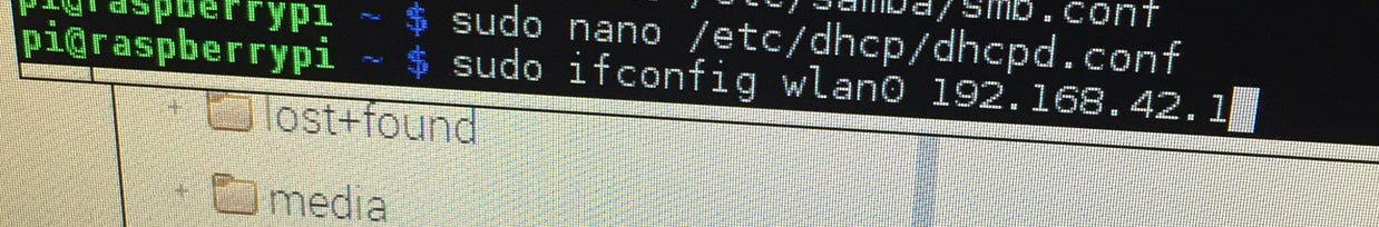 Making the Raspberry Pi an Actual Server