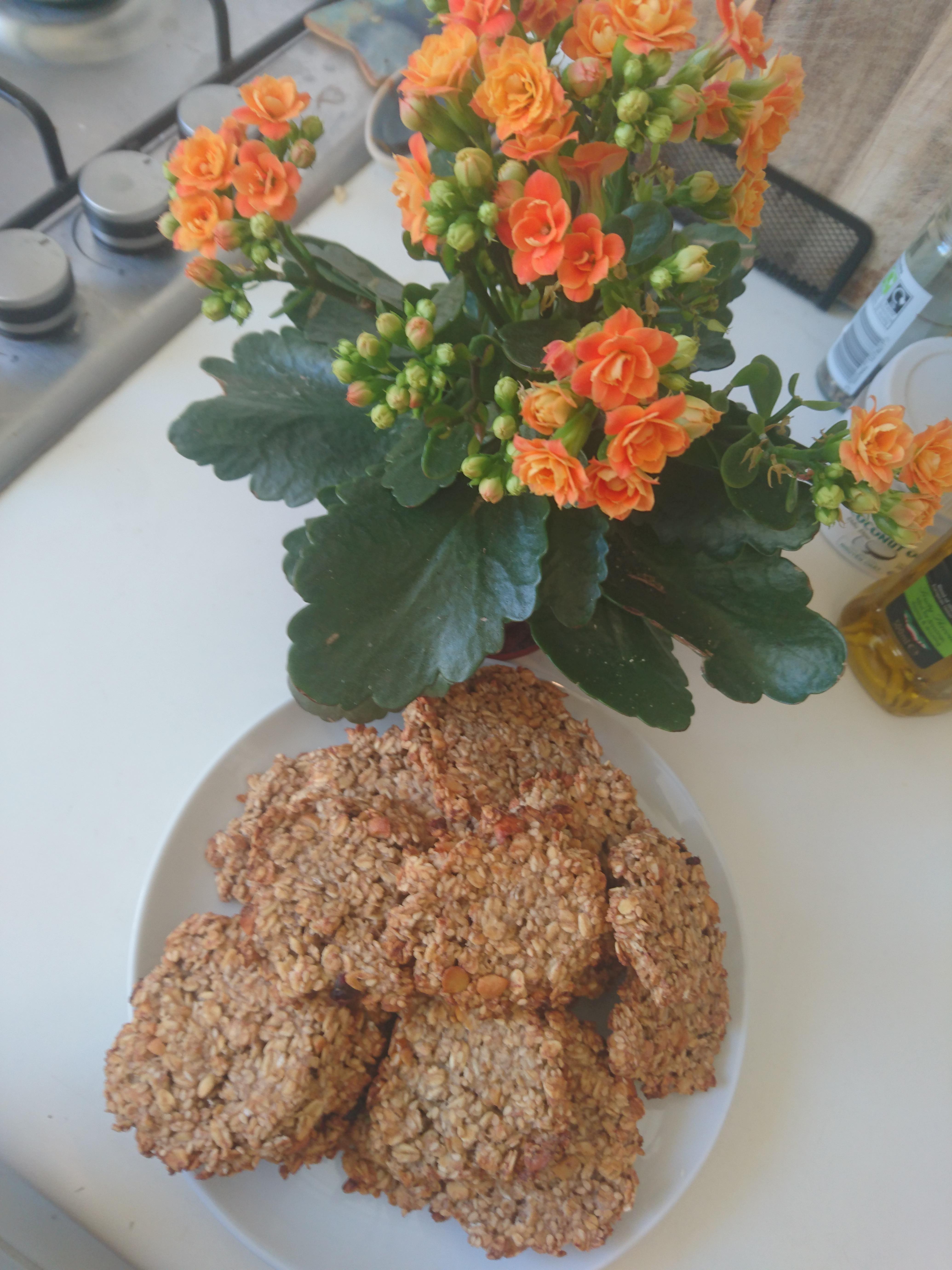Breakfast Cookie (Vegan Option)