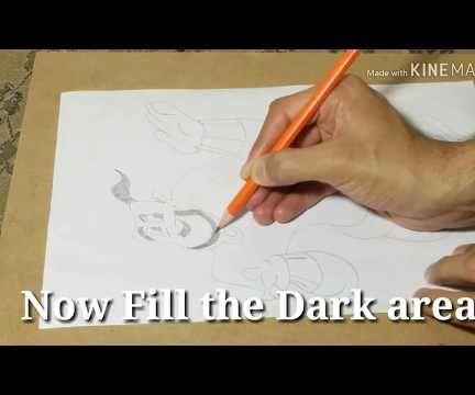 How to Draw Genie Step by Step