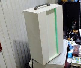 Simple DIY Air Purifier