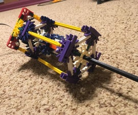 K'nex Robotics: a Few Ways to Add Circuits to a K'nex Project