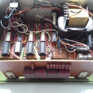 My hand built Digital Clock.jpg