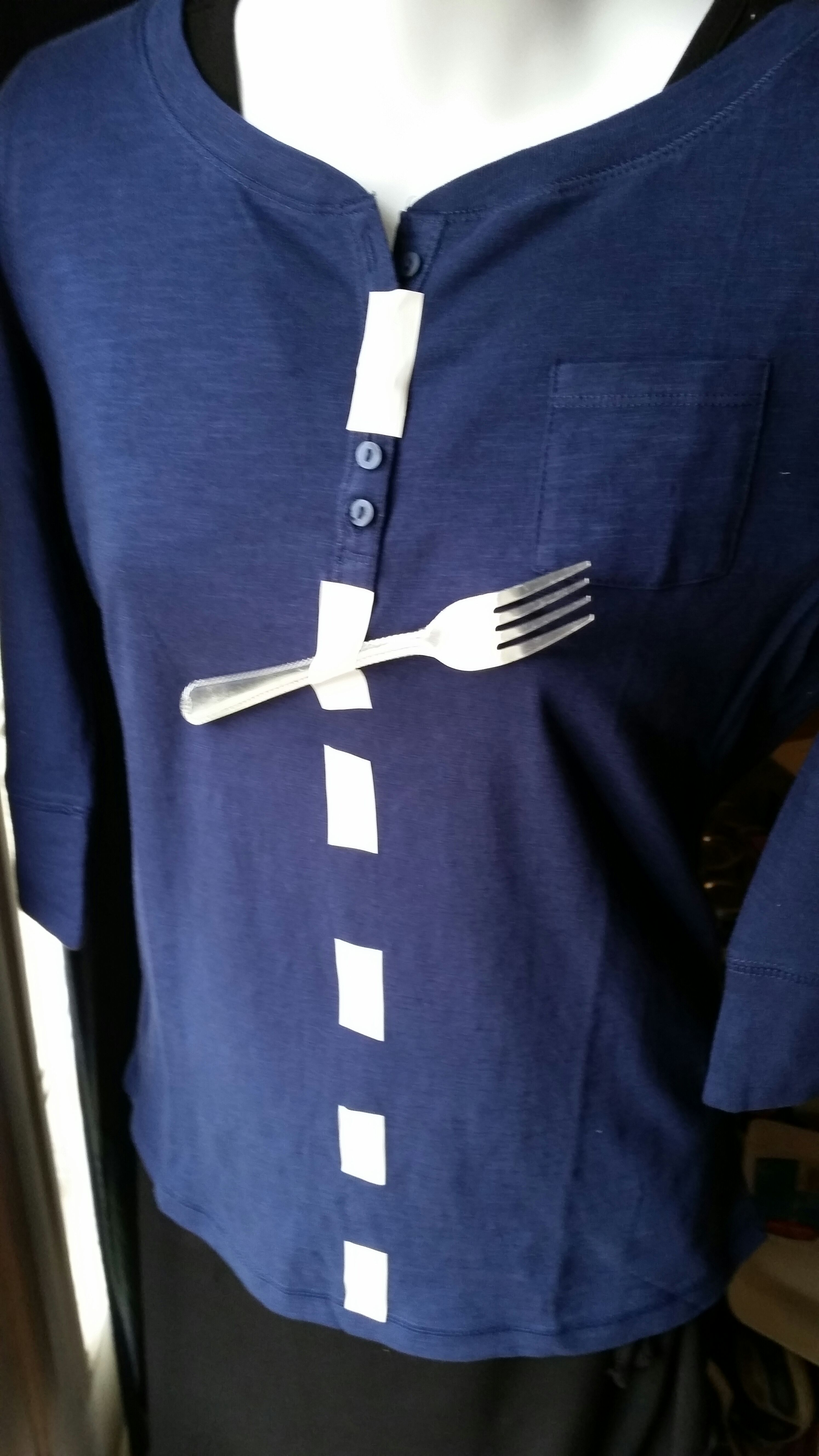 Halloween Costume: Fork in The Road