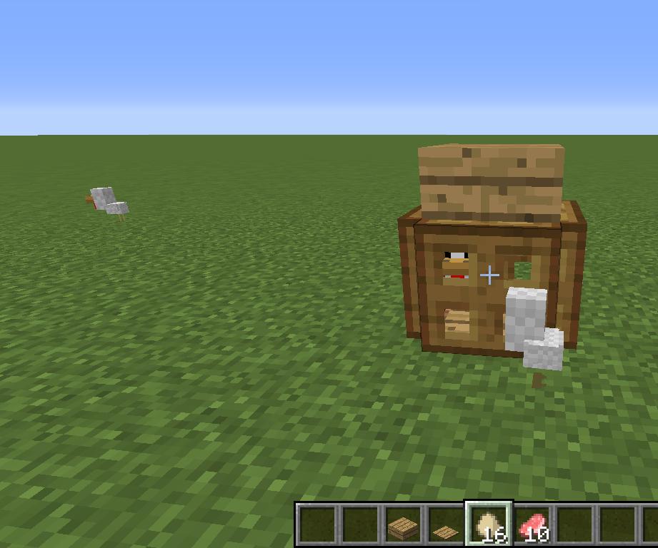 READY Simple Minecraft Animal Trap