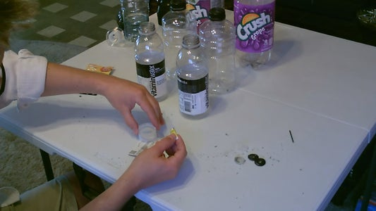 Then Glue the Lids Together