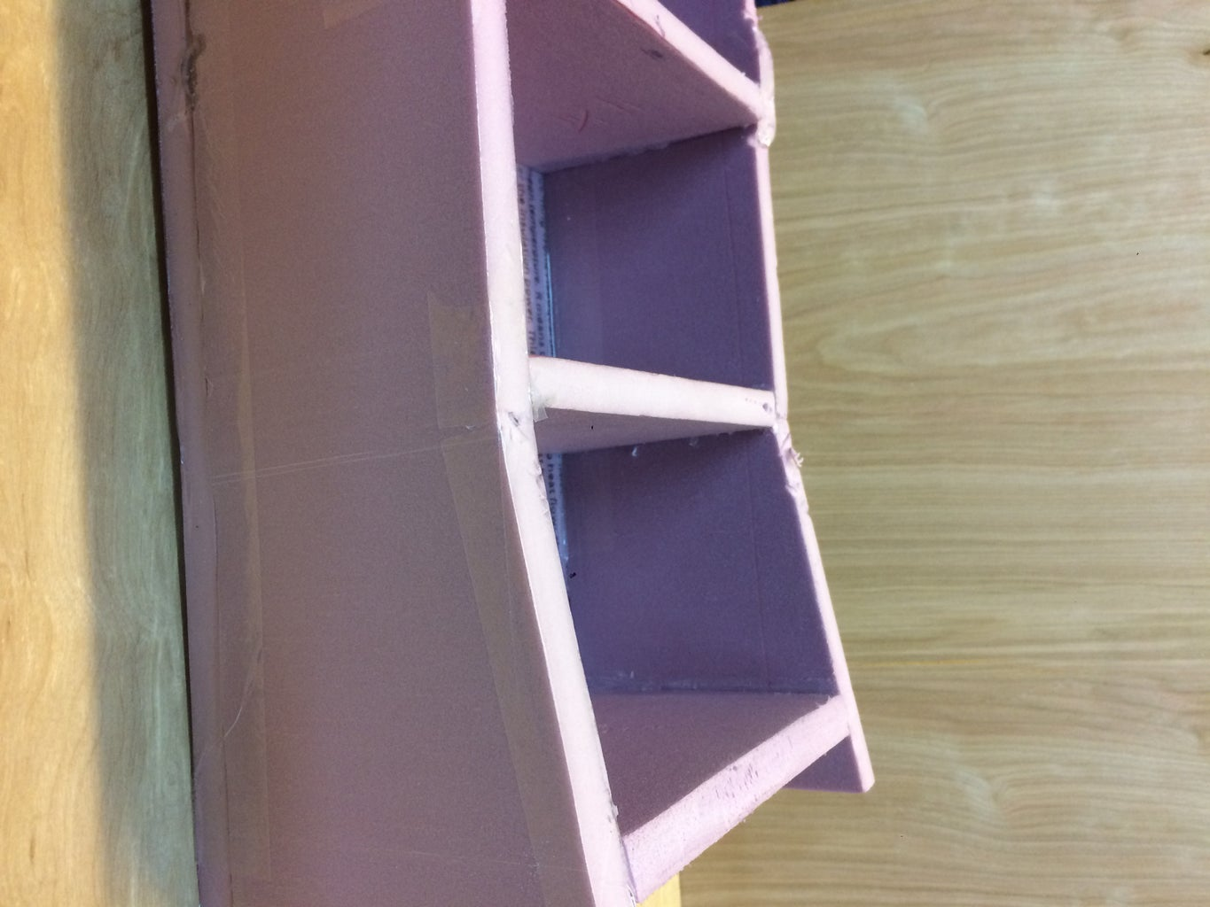 Mold for Glueing
