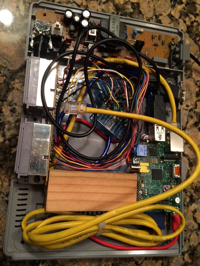 The Ethernet Port