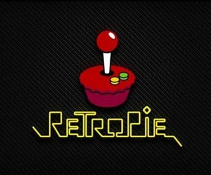 Retro Arcade - (Full Size Powered by Raspberry Pi)