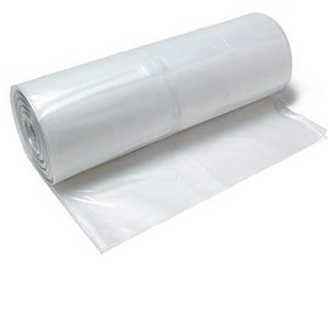 Lay Plastic Sheeting Over Frame