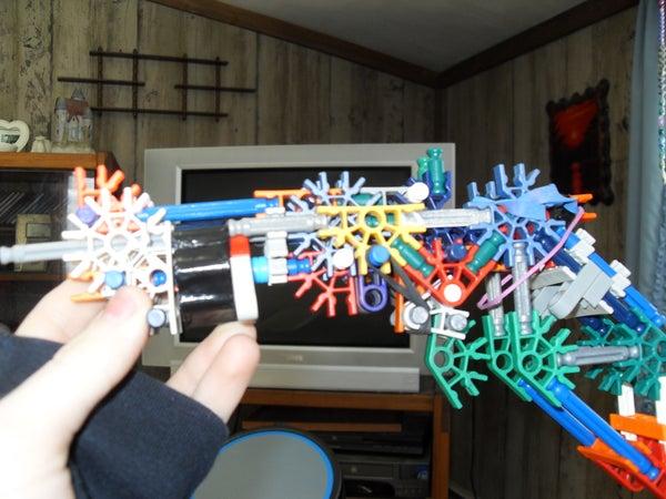 Knex Revolver True Trigger