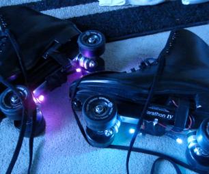 RGB LED Skate Lights
