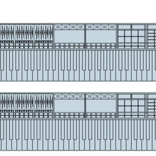 Modular Keyboard Workstation/midi Controller W/ Modular Keybed