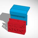 3D Printable Dresser Side Storage