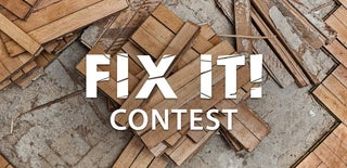Fix It! Contest