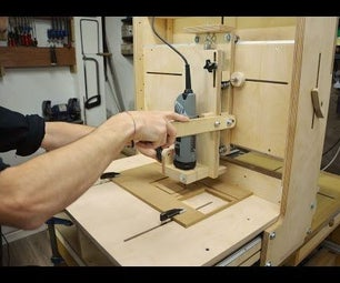 3D Router: When a CNC Machine Is Overkill.