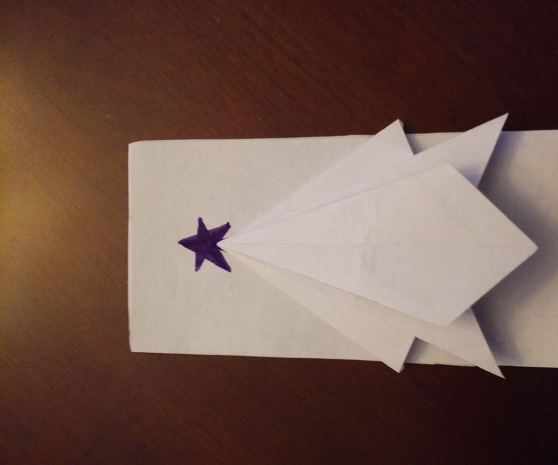 Origami Kids Christmas Tree