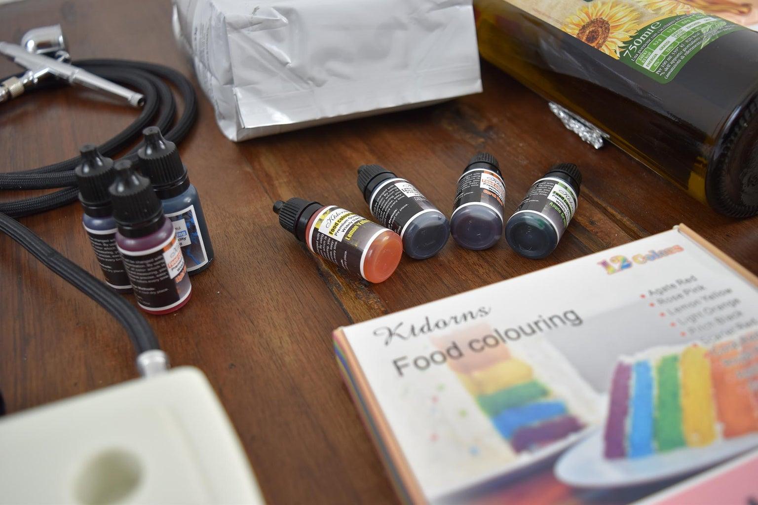 Ingredients - Tools