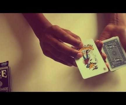 Royal Road to Card Magic Tutorial Part 1