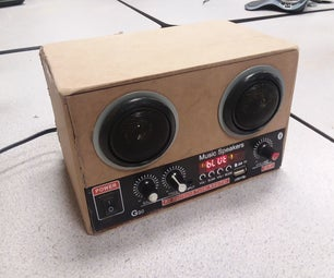Simple Mini Bluetooth Boombox