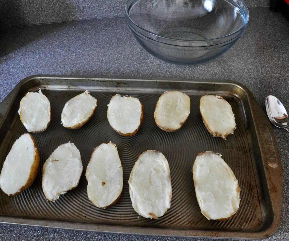 Prep Baked Potatoes