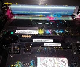 Color Laser Printer Resurrection