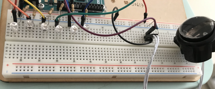 Step 2: Place the Element on the Breadboard