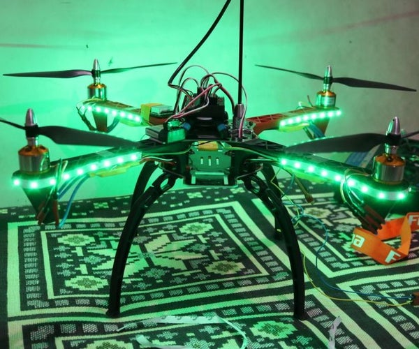 Building Your First ArduCopter