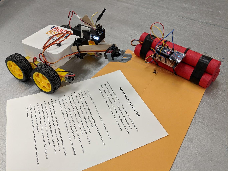 Arduino RC Robot
