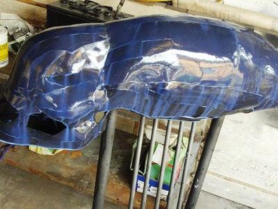 Modify and Apply Acrylic Emulsion