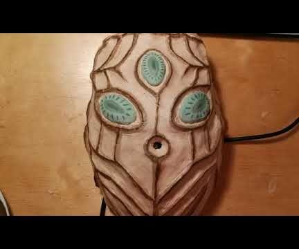 Arduino Alien Theremin