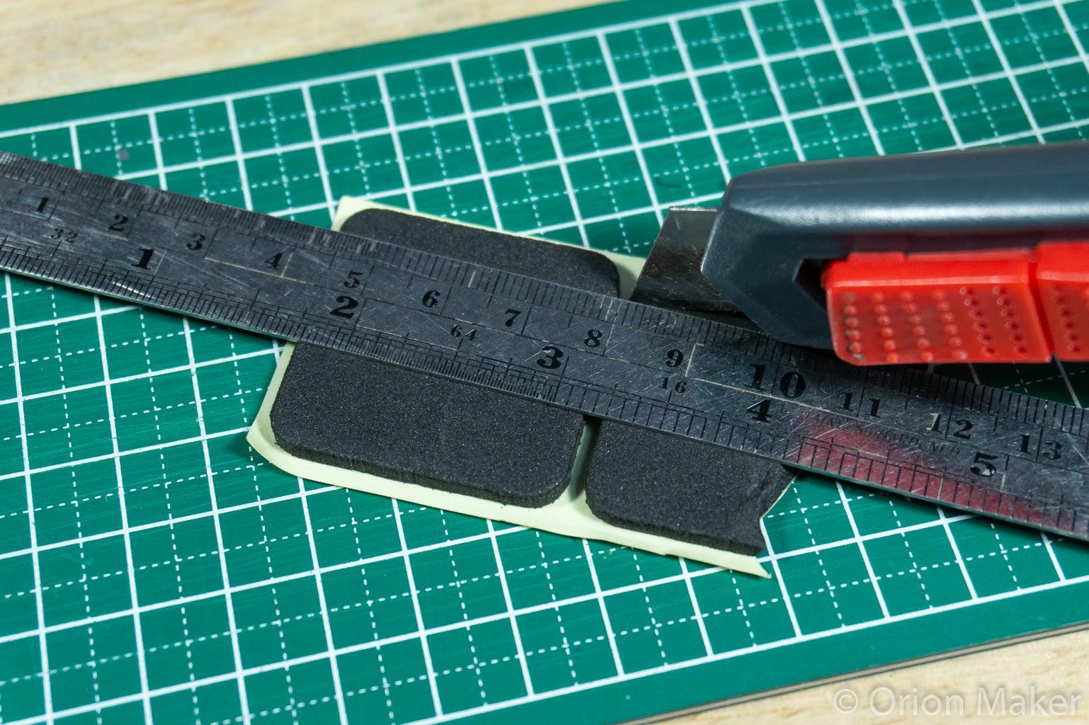 Make Monitor Stand Non-slip Pads