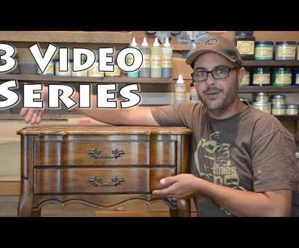 How to Prep Furniture for Paint