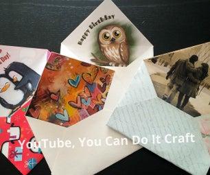 DIY Gift Envelope
